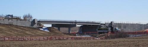 Photo of 56th Avenue commuter rail bridge