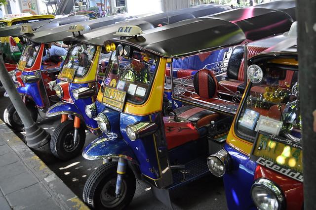 Dica, Bangkok, Grand Palace, o que fazer, Tailandia, viagem, turismo, Asia, tuc tuc