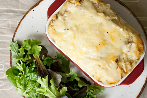 Southwest Turkey Shepherd's Pie