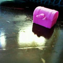 My tooth's treasure box