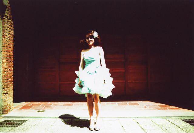 The Bride, Nikon FE2