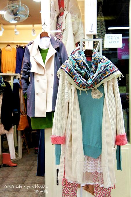 韓國濟洲島旅行【中央地下購物街】不用風吹雨淋日曬的shopping點
