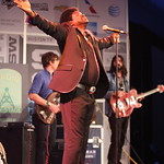 Fri, 15/03/2013 - 3:28am - Charles Bradley at the WFUV Public Radio Rocks Day Stage, SXSW. 3-15-2013. Photo by Gus Philippas