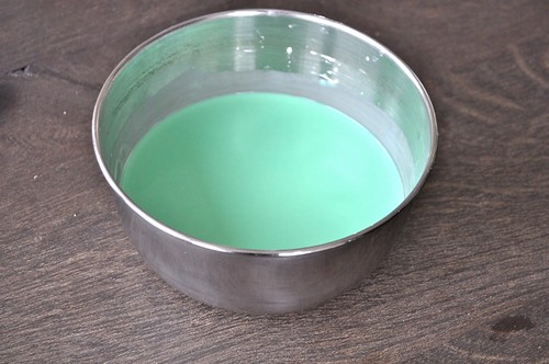 Green Oobleck Gak Goop
