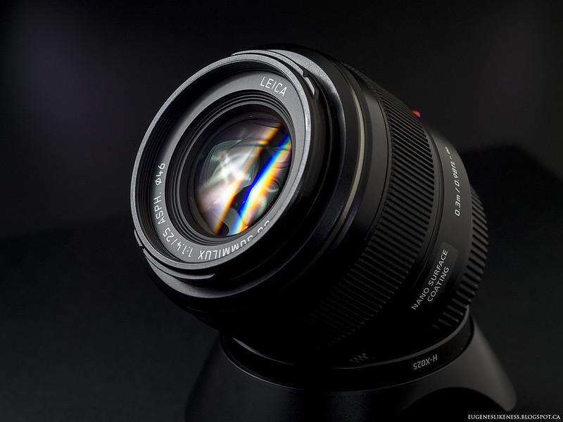 Panasonic Leica DG Summilux F1.4 ASPH