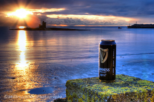sunrise sunday guinness stpatrick douglas hdr isleofman sliders