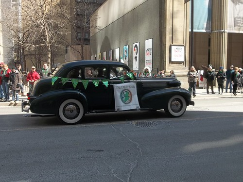 The motor vehicles of St. Patrick's Day (5)