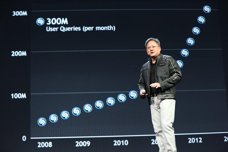 GTC 2013: NVIDIA and Shazam