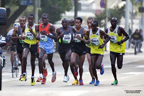 Maratón de Los Angeles 2013