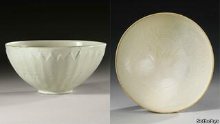 纽约居民3美元淘中国瓷碗 拍223万美元高价