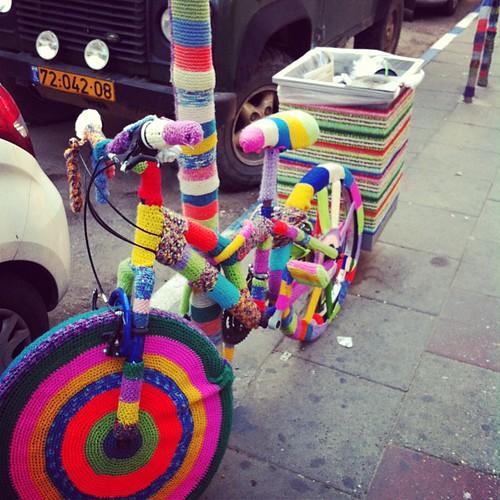 Bike cozy