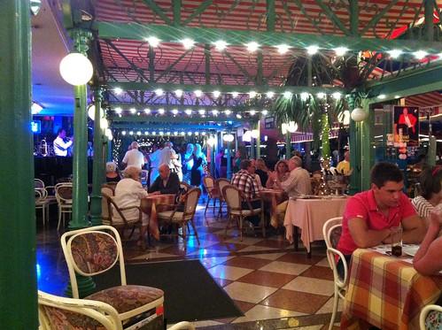 Cafe Paris Puerto de la Cruz