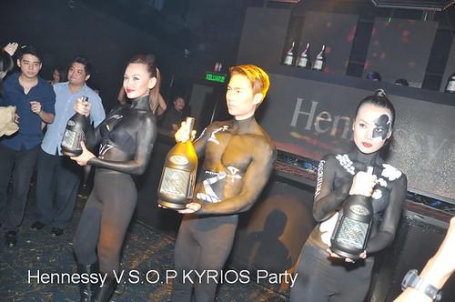 Hennessy V.S.O.P KYRIOS Party 8