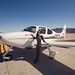 Lisa Bettany Cirrus SR20, Dagget Airport, California