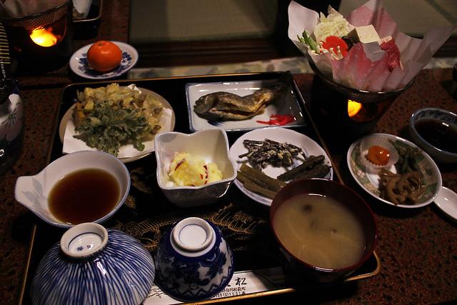Hisamatsu - Dinner