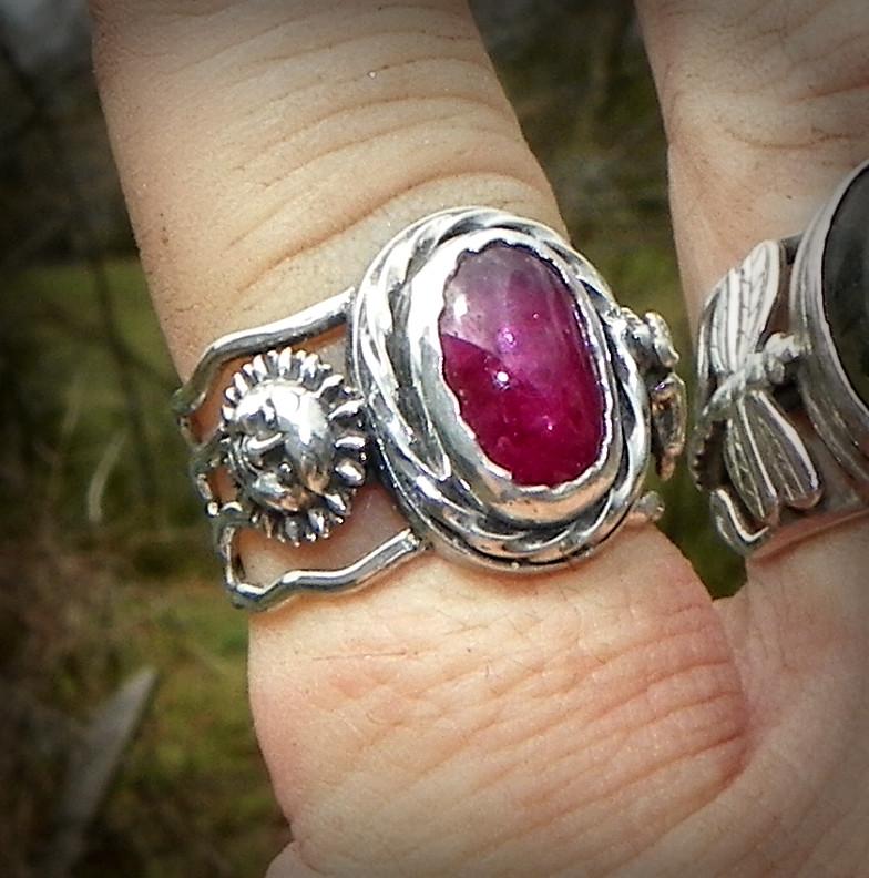 Pagan Wedding Ring 1 Best Belfire Favor Of the