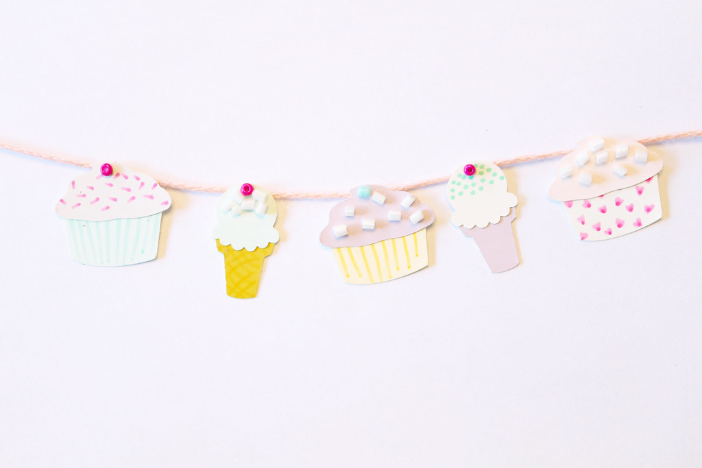 sweets bunting