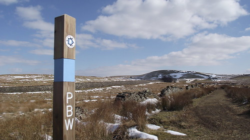 Mary Towneley Loop Pennine Bridleway National Trail