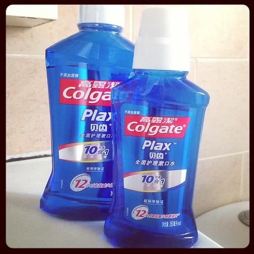 Colgate Plax Mouthwash