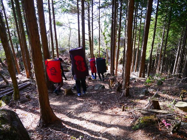 笠置山ボルダー(2013.3 (79)