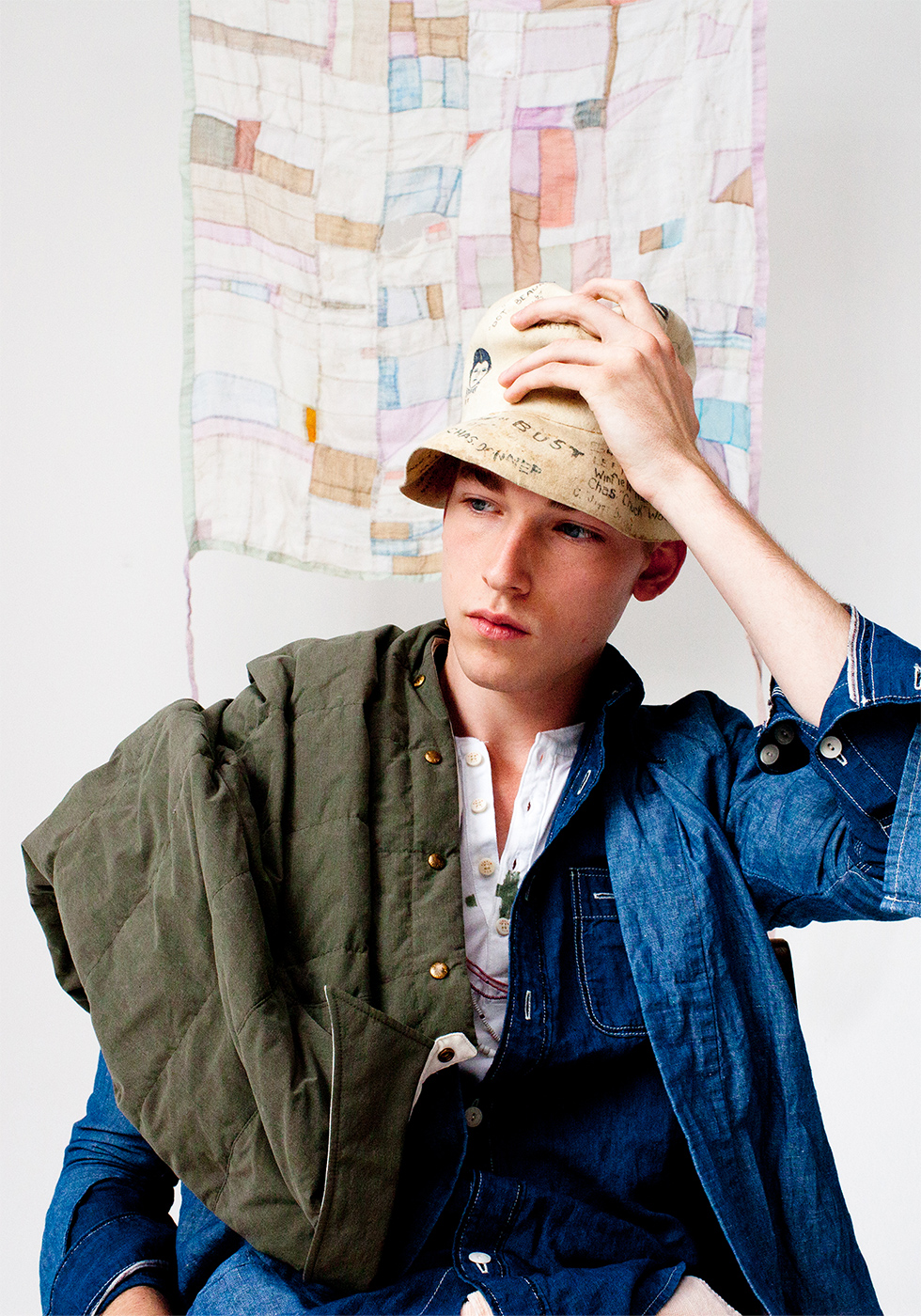 David Hlinka0119_visvim SS13 Look Book