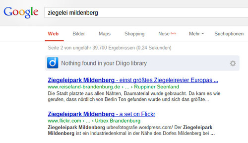 flickr Ranking bei Google