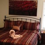 Fri, 02/22/2013 - 16:15 - Master Bedroom in the Joplin House