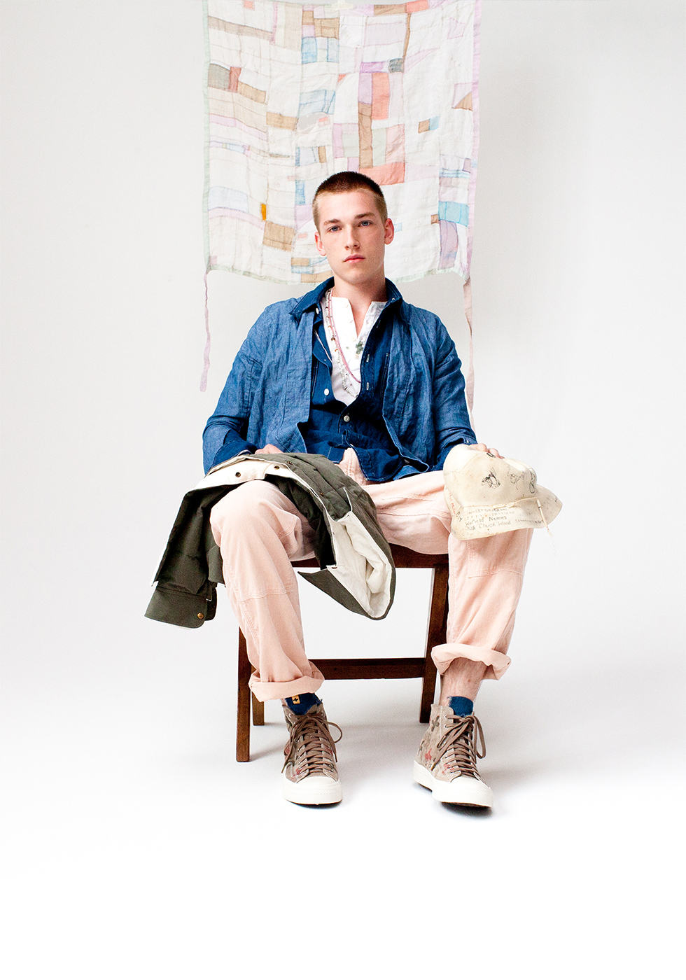 David Hlinka0118_visvim SS13 Look Book