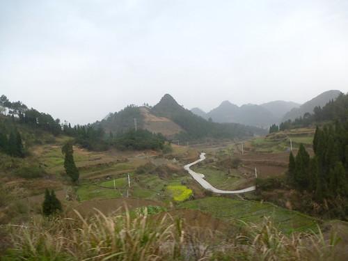 Hunan13-Zhangjiajie-Fenghuang-Bus (54)