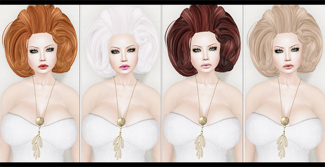 - ..:: Bens Beauty ::.., ::Modish::, Vanity Hair & ~Sassy!~ -