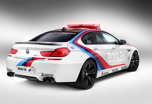 BMW Coche Oficial MotoGP 2013