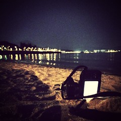 """Canon EOS M on the beach"" / 寧Serenity / SML.20130407.IPH5.11326"