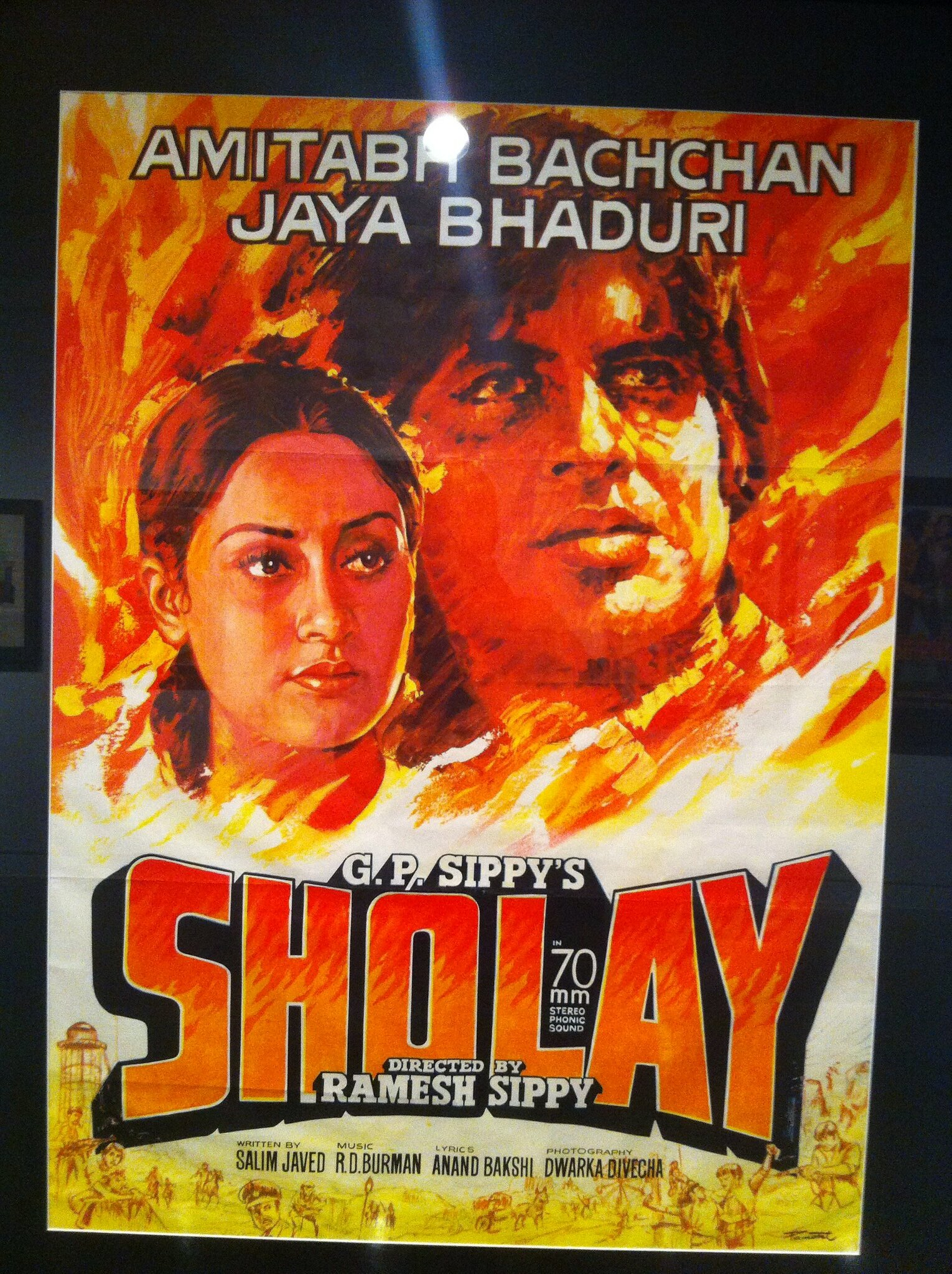 Image Result For D Sholay Movie