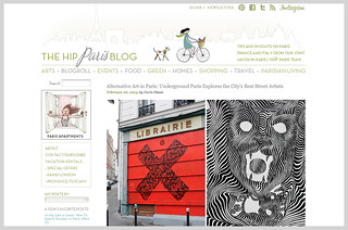 Article for the HiP Paris Blog by Carin Olsson