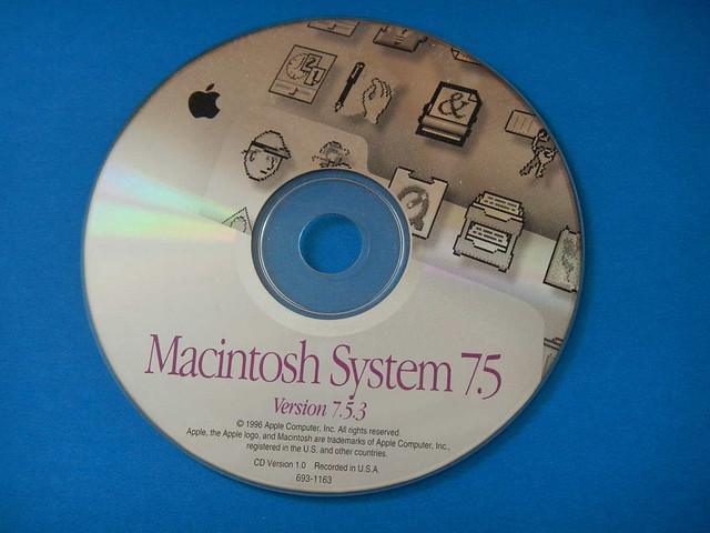 System 7.5