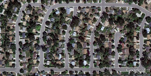 Fort Collins, #6 on the list (via Google Earth)