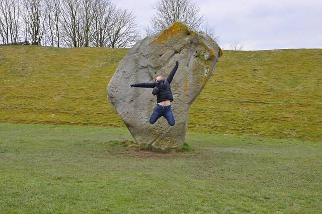 Big Rocks at Avebury