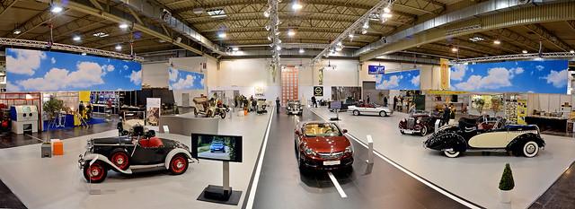 Opel auf der Techno Classica in Essen