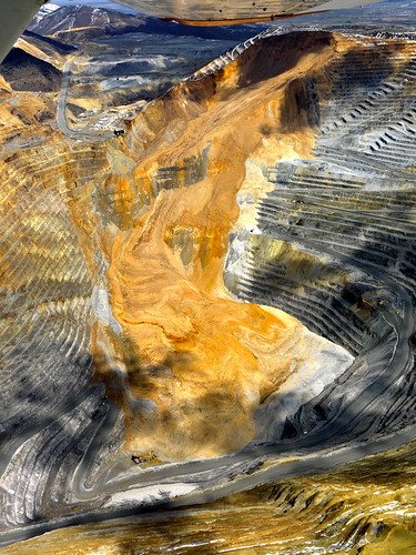 Bingham Canyon Mine - Slide