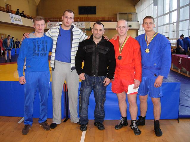 Lietuvos Sambo Imtynių Čempionatas