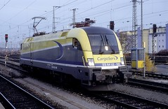 * MRCE   182 580  bis  182 599  Dispoloks  (ex Siemens )