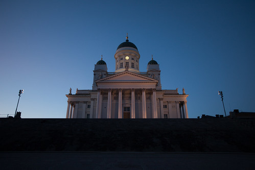 Helsinki Cathedral - 5D MKII