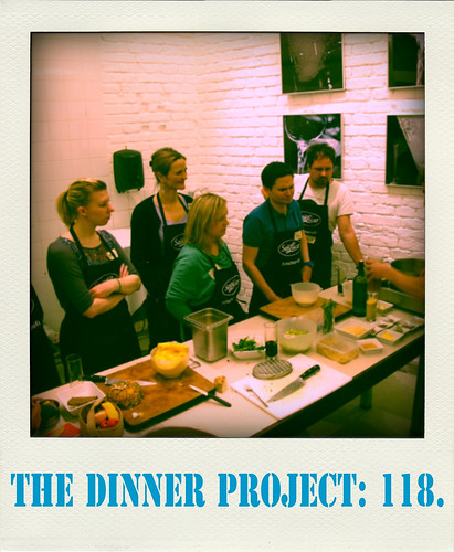 the dinner project: kw 15
