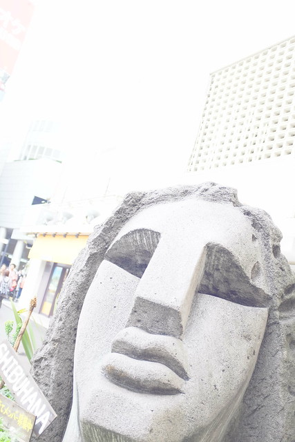statue of moai