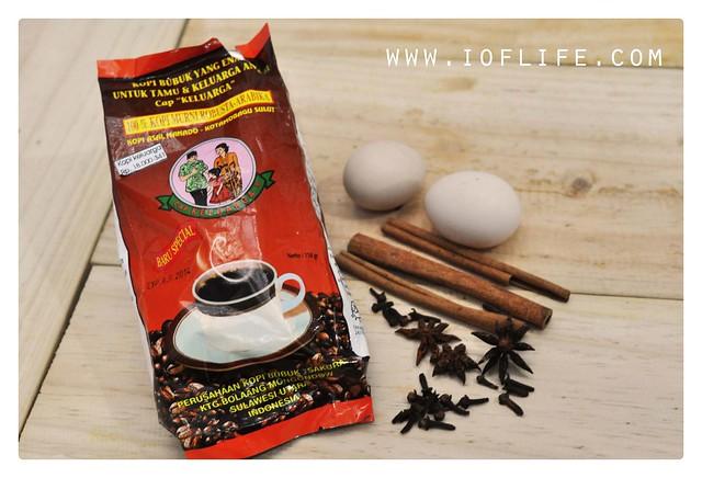 bahan kopi talua