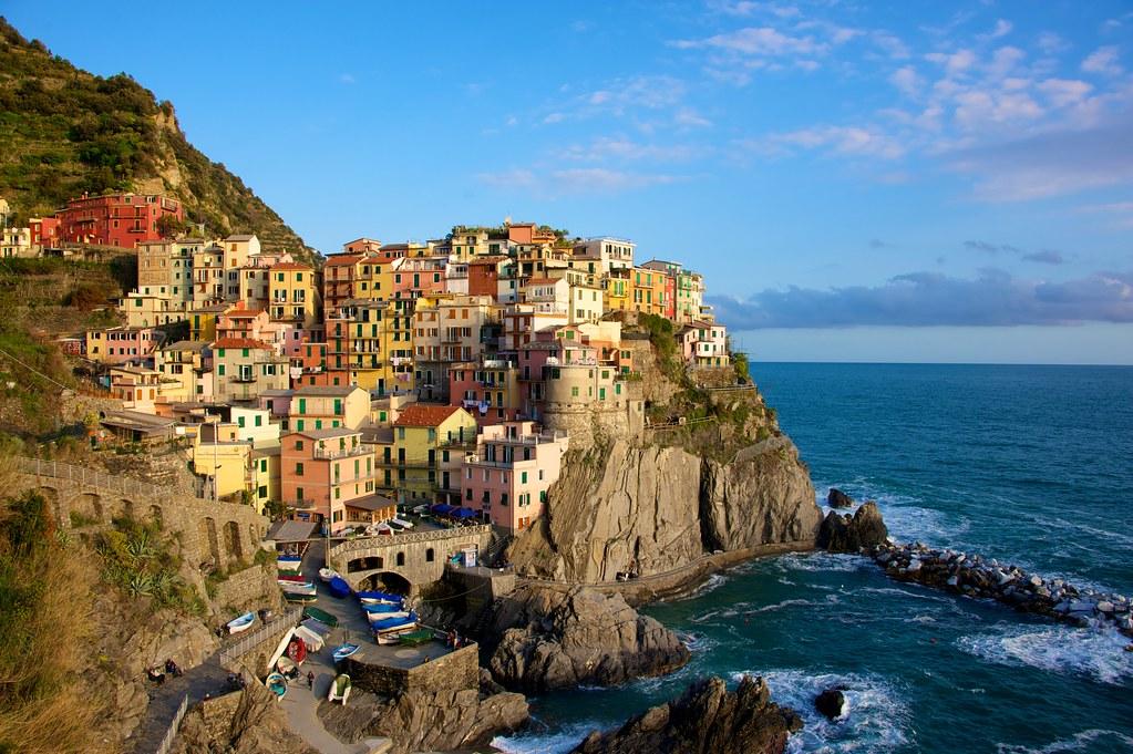 Häuser Italien bunte orte in europa goeuro de