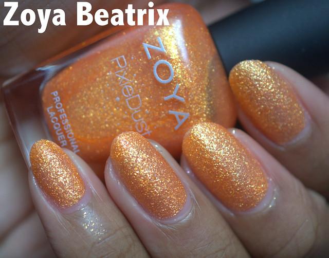 Zoya Beatrix nail polish