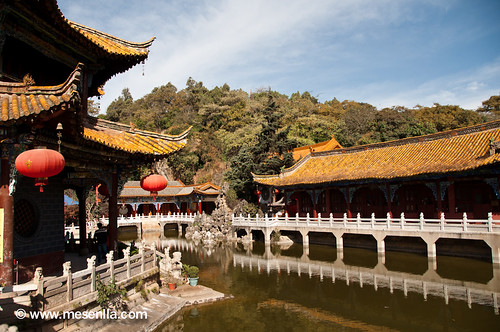 Yuantong Temple Kunming