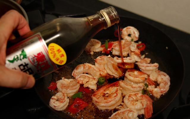Sopa Thai de Langostinos 086