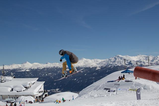 Innsbruck Ski & Snowboard Competition